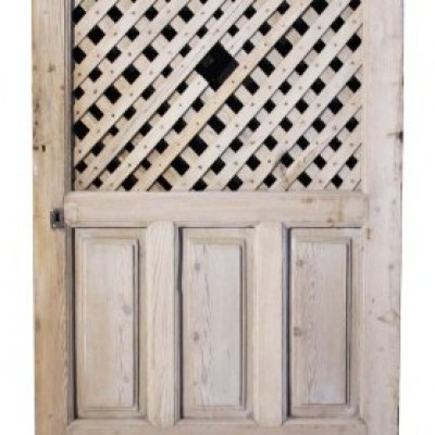 18th Century Dairy/ Cheese Room Door