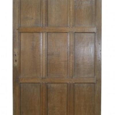 19th Century Oak Door