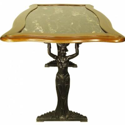 Early 20th Century Art Deco Table / Desk