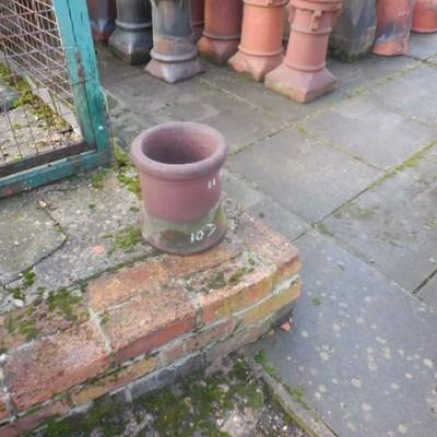chimney pot reclaimed chimney pot