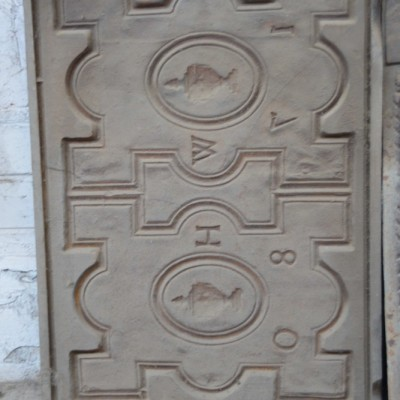 Decorative Leadwork Moulds