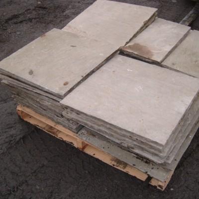 Reclaimed  stone flagstones