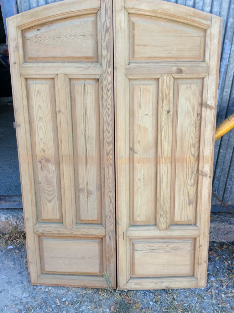 Pitch Pine Shuttered Doors & For Sale Pitch Pine Shuttered Doors- SalvoWEB Spain