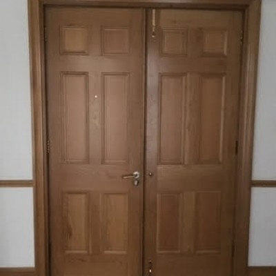 Kensington Regency Oak Doors