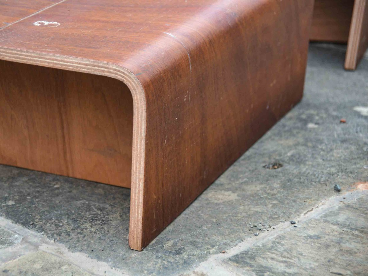 Gymnasium Coffee Table Set