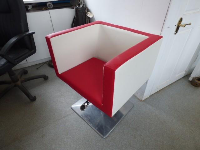 F. A. Porsche Feature Chair
