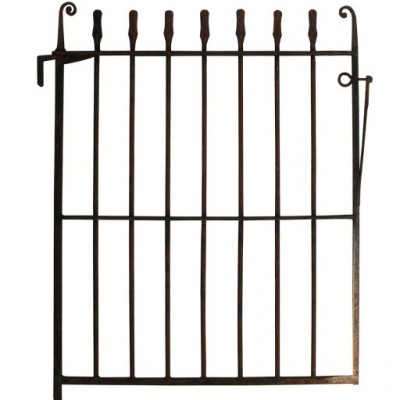 Victorian Wrought Iron Side Gate