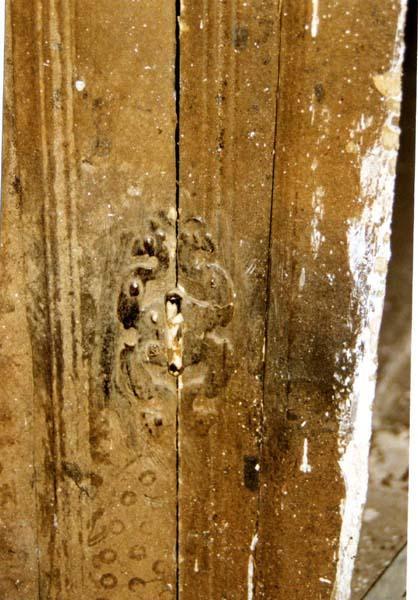 5 Panelled door