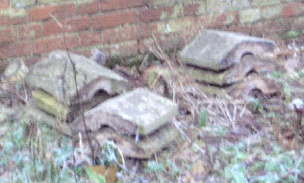 Coping Stones early victorian (approx 80)