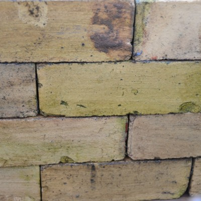 Reclaimed Imperial Buff Brick