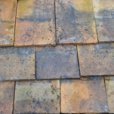 Reclaimed Buff Rooftile