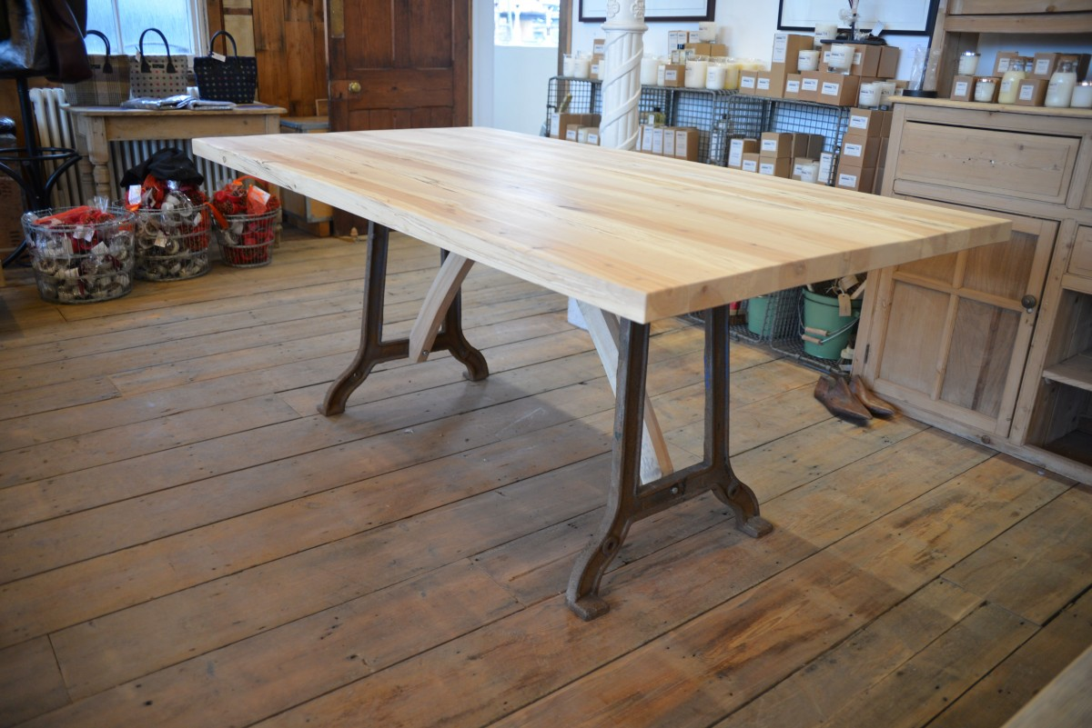 Spalted Cedar Table