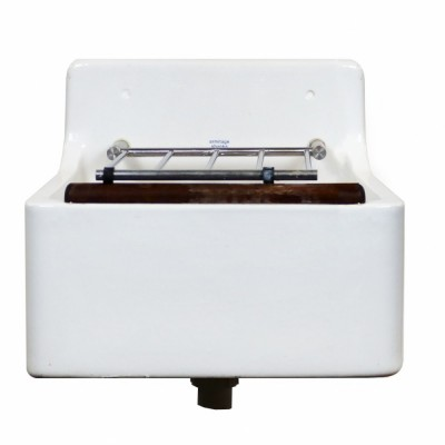 Antique Armitage Shanks Ceramic Mop Sink