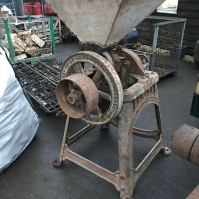 corbett's plymouth grinding mill