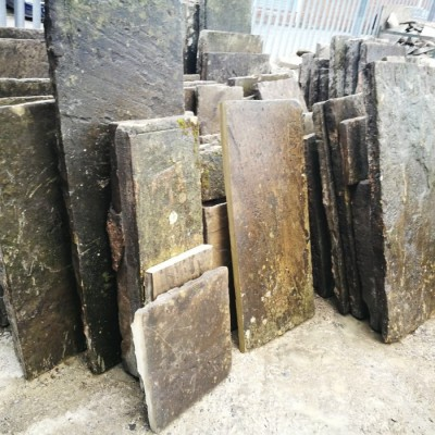 Reclaimed York Stone Flags Wanted