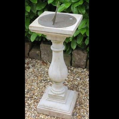 Garden Reconstituted Cast Stone Sundial
