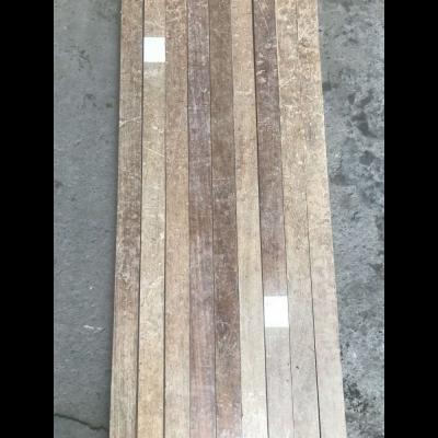 Iroko Strip Flooring - 800 m2 in stock!