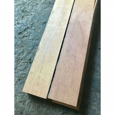 Solid Keruing 65mm Strip Flooring - 110 m2 in stock!