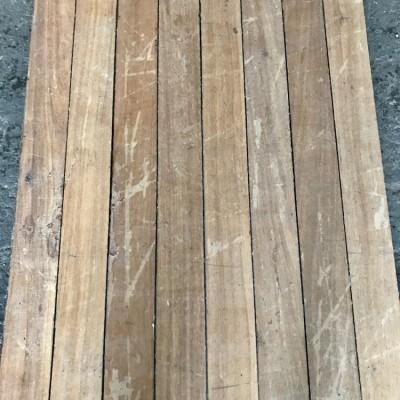 Sapele Hardwood Flooring - 110 m2 in stock!