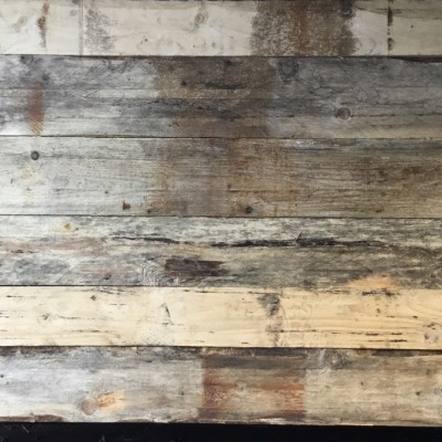 Timber pine used rough sawn planking x 200m2