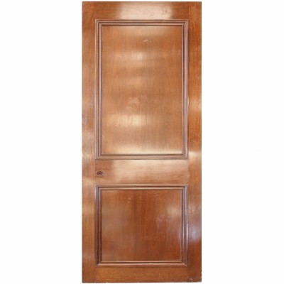 Reclaimed Mahogany Internal Door - 223 x 82.5cm