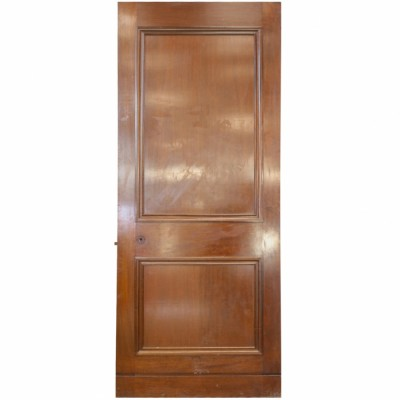 Reclaimed Mahogany Internal Door 222 x 84.5 cm