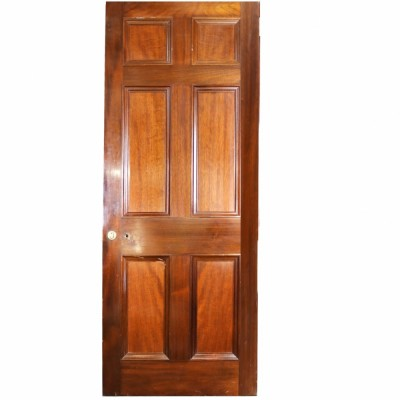 Reclaimed Mahogany Internal Door - 218 x 84cm