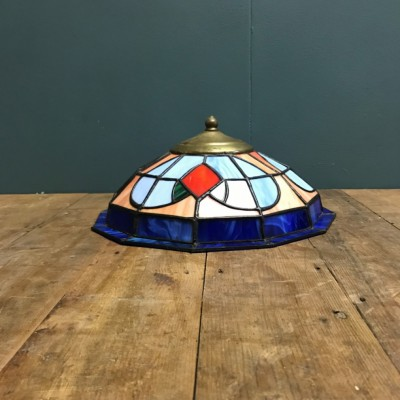 Tiffany style ceiling lamp shade