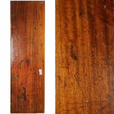Reclaimed Teak Worktop - 206 x 63cm