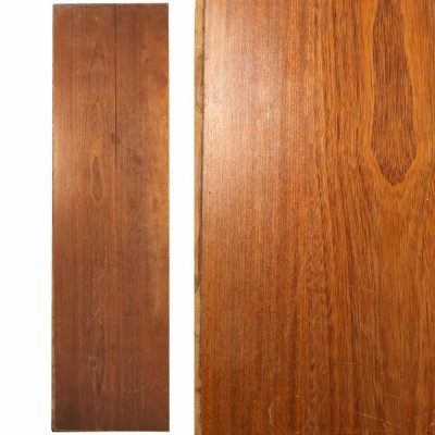 Reclaimed Teak Worktop - 259 x 68 cm