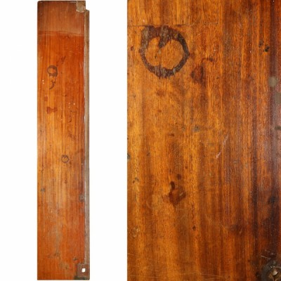 Reclaimed Teak Worktop - 350 x 62 cm