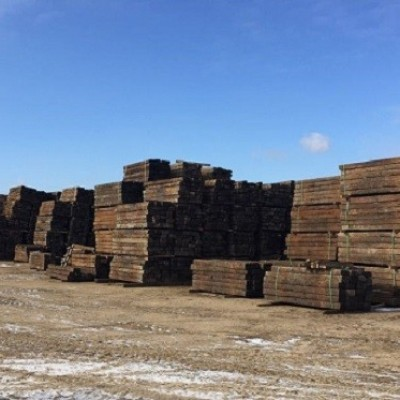 Quality Grade A Reclaimed Railway Sleepers, Starting From £14.40 each delivered