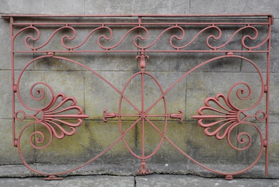 regency balcony panel