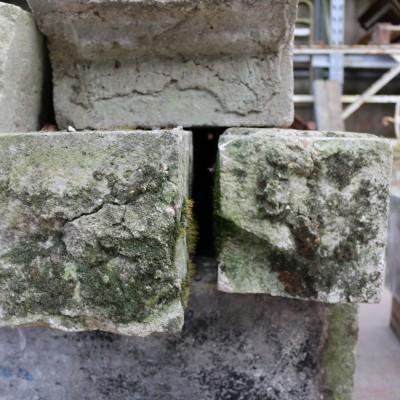 Antique Portland Stone / Building Stone / Steps