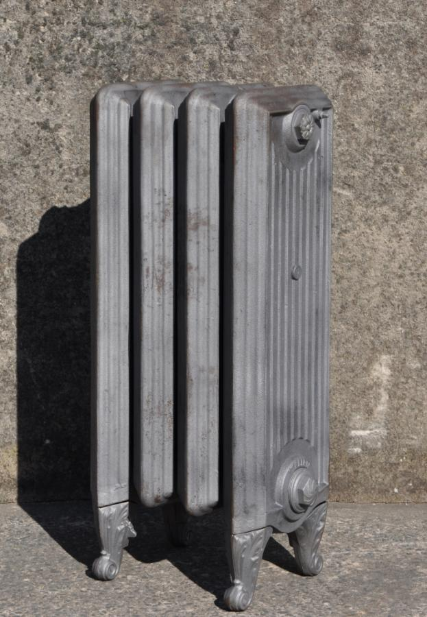 "Antique cast iron ""italian"" radiator"