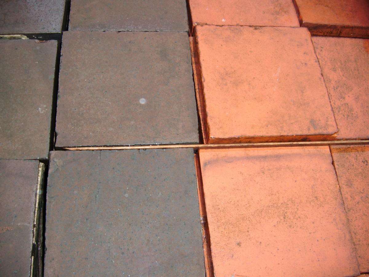 For Sale Quarry tiles 9