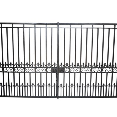 Antique Decorative Driveway Gates