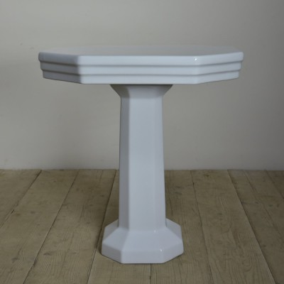 Ceramic console table