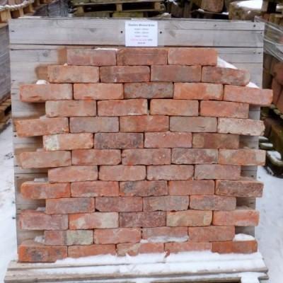 Reclaimed Cheshire Wirecut Bricks