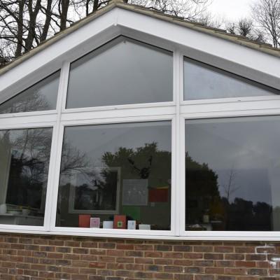 Job lot UPVC double-gazed windows, doors, bifold etc