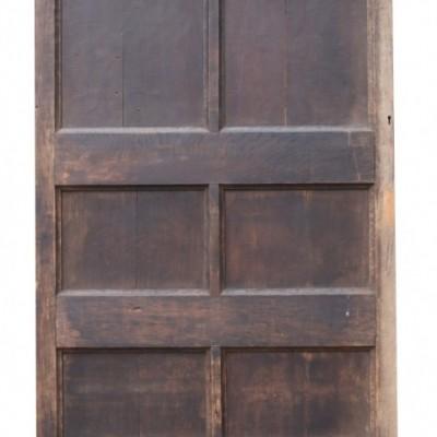 Victorian Exterior Oak Front Door