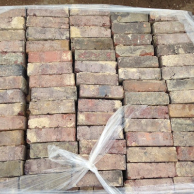 Reclaimed Imperial Luton Grey Bricks - 8000+ Available