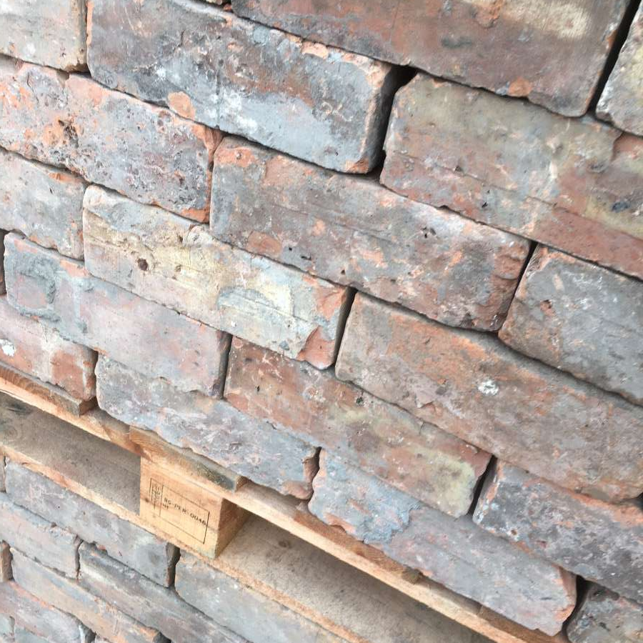 "Reclaimed 3"" bricks from Winchcombe Reclamation"