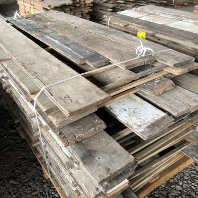 Old oak flooring