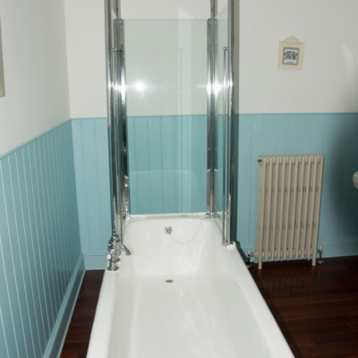 Canopy Bath/Shower 1934