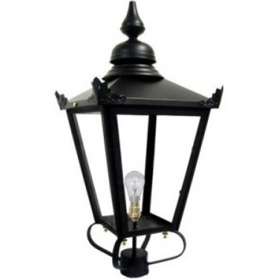 Black Victorian Lantern