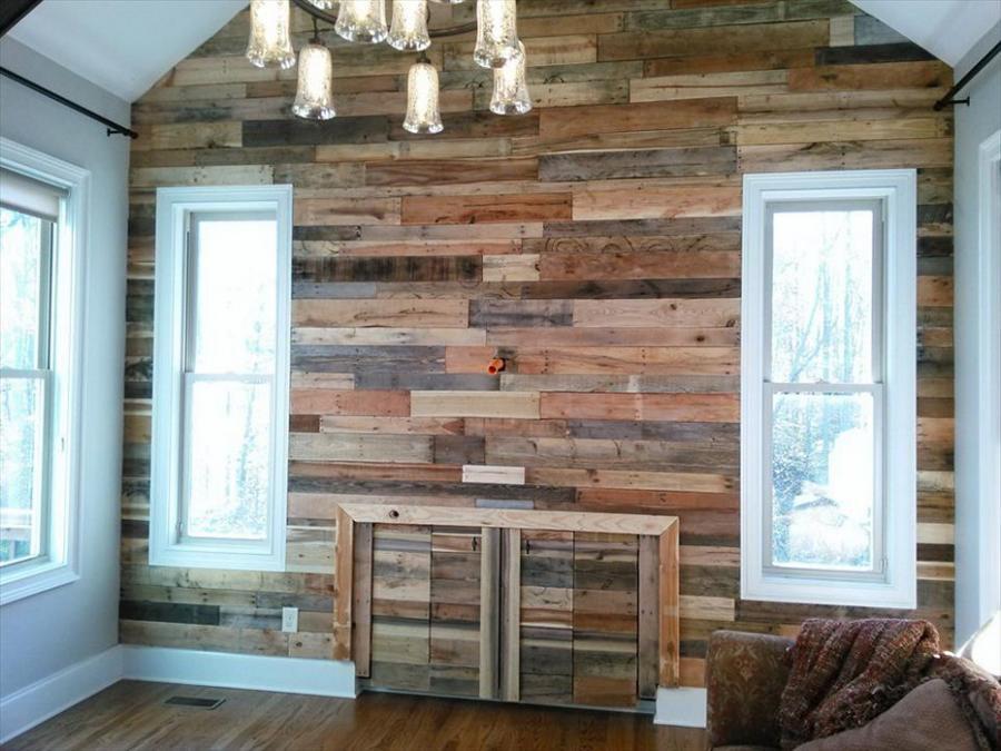 New Barn Wood Siding Looks Like Reclaimed Wood