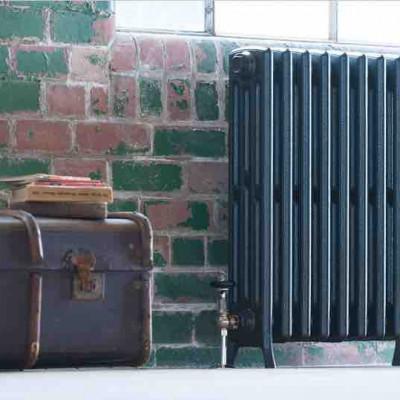 Edwardian Cast Iron Radiators