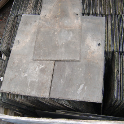 Welsh slates 24 x 12 reclaimed roof slates