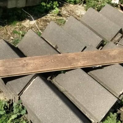 Reclaimed Solid Oak Hardwood Flooring